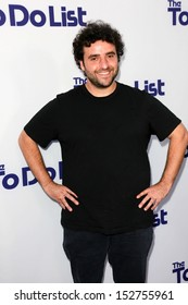 """David Krumholtz at """"The To Do List"""" Los Angeles Premiere, Regency Bruin Theater, Westwood, CA 07-23-13"""