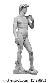 David At Piazza Della Signoria, Florence, Italy