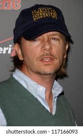 David Spade at the Verizon Rolling Stone Grammy Party. Avalon, Hollywood, CA. 02-09-07