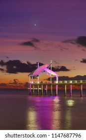 Dawn over Jetty, Townsville Queensland Australia