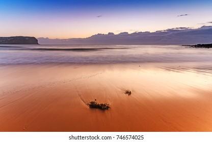 Dawn Seascape - Taken at MacMasters Beach, Central Coast, NSW, Australia