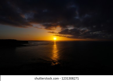 Dawn to sunrise