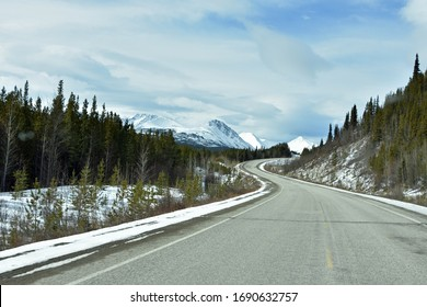Dawson Creek, British Columbia - Whitehorse, Yukon - Fairbanks, Alaska, the ALCAN is an adventure to only the best outdoor enthusiast.  Canadian Rockies, Wildlife, Lakes, Streams, and Rivers.