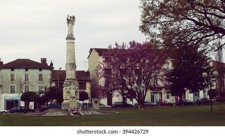 Dax France Landes Max Moras Park de La Mairie
