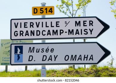 Day D Museum, Omaha Beach, Normandy, France