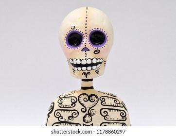 Day of the Dead Skulls, MexicoDia de Muertos.
