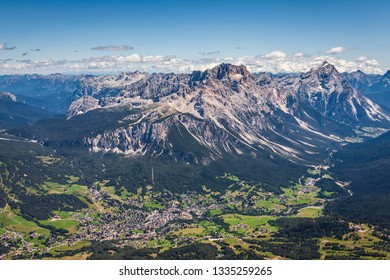 Day in the mountains - Cortina - Dolomites, Italy