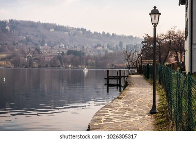 A day on the Lago d'Orta, Piedmont, Italy