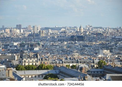 A day in Paris and its whereabout, a romantic city with the Eiffel Tower, Montmartre and so on
