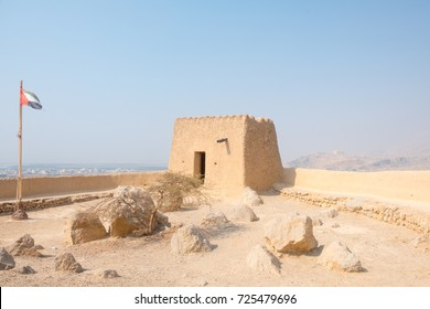 Daya or Dhayah Fort in Al Rams, Ras Al Khaimah, United Arab Emirates