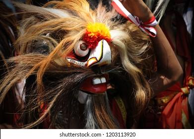 Dayak Masks Cultures