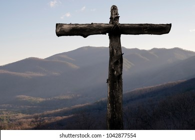 Daybreak at the Cross of Jesus