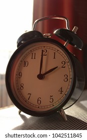 Daylight Savings Spring Forward sunday at 2:00 a.m. March 11. Sunlight in the background
