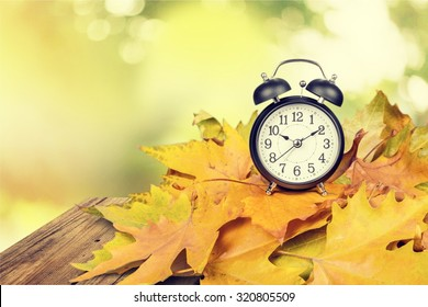 Daylight Savings Time.