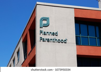 Dayton - Circa April 2018: Planned Parenthood Location. Planned Parenthood Provides Reproductive Health Services in the US I