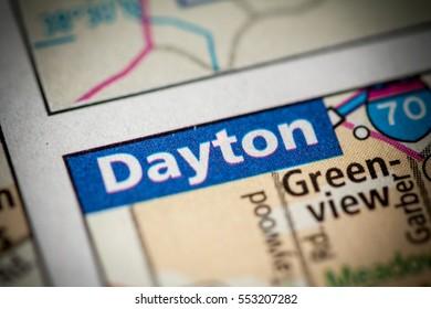 Dayton. Ohio. USA