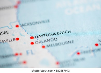 Daytona Beach. Florida. USA