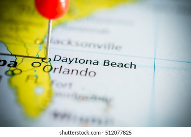 Daytona Beach, USA.