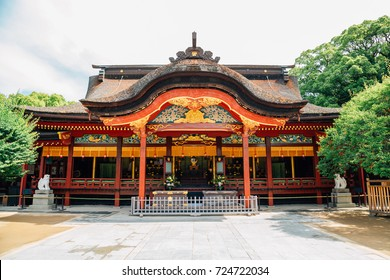 Dazaifu Tenmangu shrine in Fukuoka, Japan