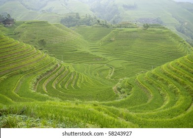 dazhai landscape