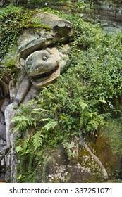 Dazu Rock Carving, China