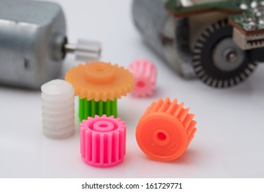 DC Motor and Gears