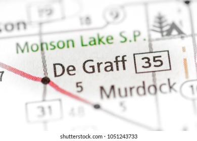 De Graff. Minnesota. USA