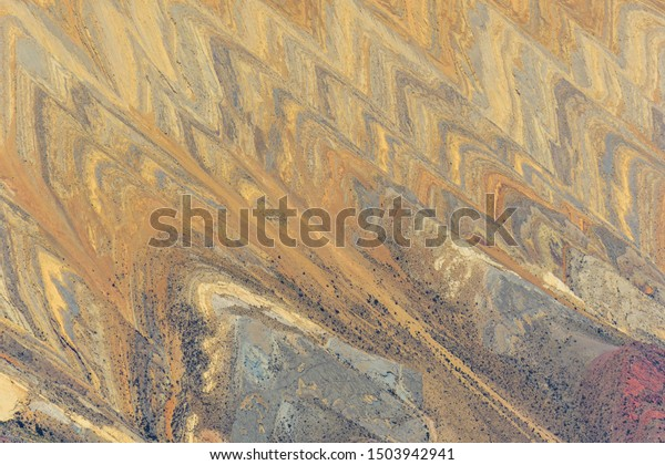Serranía de Hornocal - Cerro de 14 Colores (The Mountains of 14 colors) located next to Humahuaca in Jujuy province, Argentina