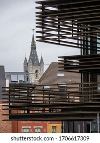 De krook, library of the university of Ghent