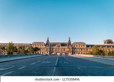 Musée de l'Orangerie Paris, Quais de la Seine France ,river views