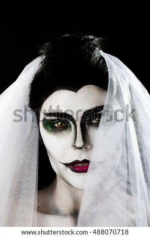 dead bride halloween