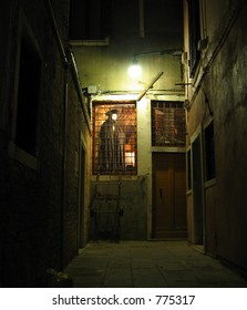 dead end in venice