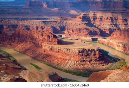 """""""Dead horse"""" state park near the Canyonlands Narional Park in Utah, USA"""
