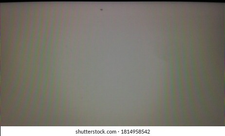 Dead pixel / stuck pixel on an IPS computer monitor.