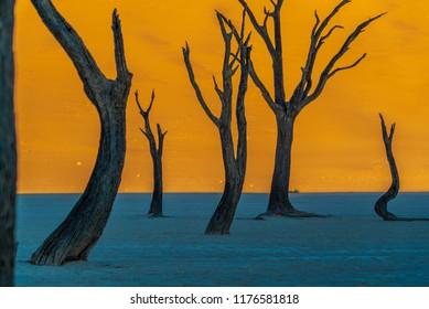Deadvlei of Namibia