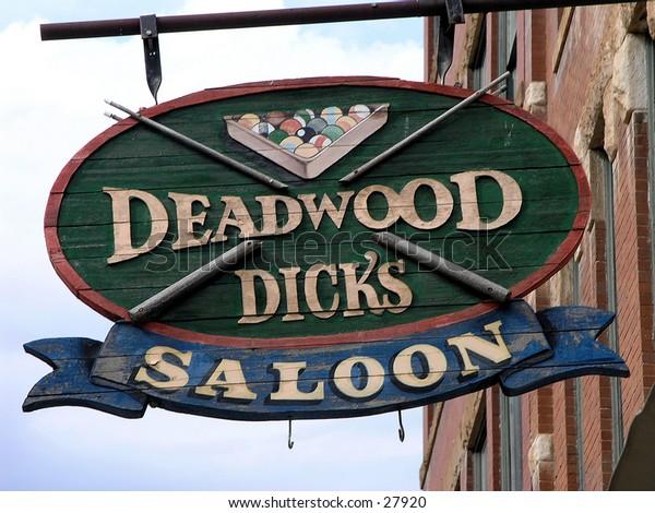 Deadwood Dick's Saloon