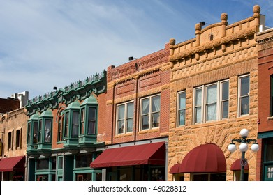 Deadwood, South Dakota - National historical landmark