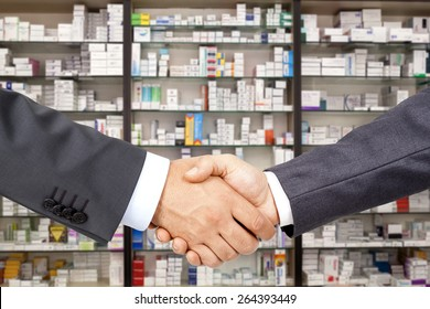 deal in the pharmacy background