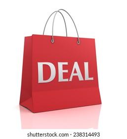 deal shopping bag