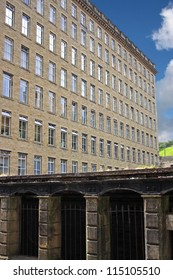 Dean Clough Mill