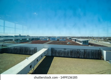 Dearborn, Mi, Usa - March 2019: The Ford River Rouge Complex is a Ford Motor Company automobile factory complex