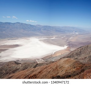 Death Valley Dante's View Panorama