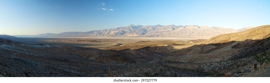 Death Valley panorama, California, United States.