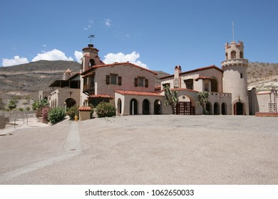 Death Valley, Scotty's Castle
