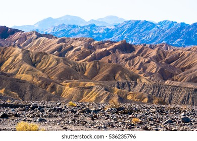 Death Valley, United States, August 2014.