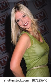 Debbie Matenopolous at TV Guide Channel Upfront, NYC, 4/10/2001