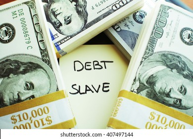 Debt Stock Photo High Quality