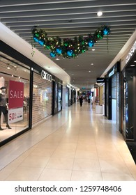 Dec 16/2018 Shop at Bedok shopping mall by night, Singapore
