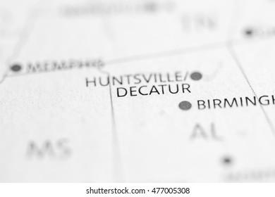 Decatur. Alabama. USA