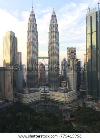 December 15 2017 Kuala Lumpur Malaysia Stock Photo (Edit Now